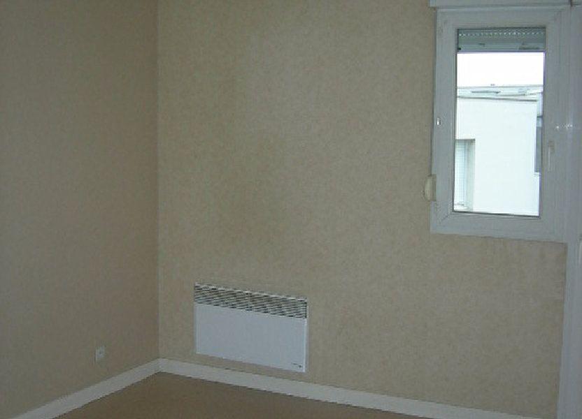 Appartement à louer 19.52m2 à Tours