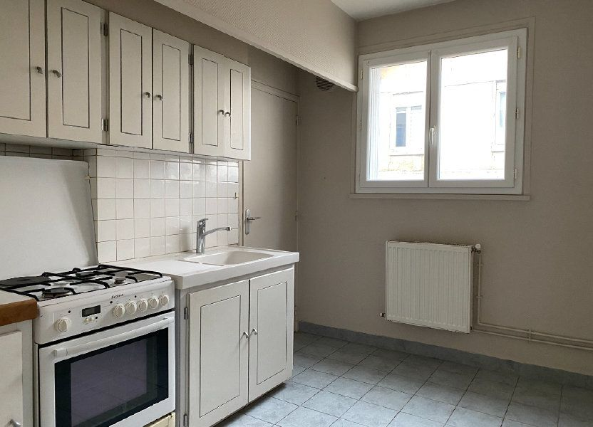 Appartement à louer 55.13m2 à Tours