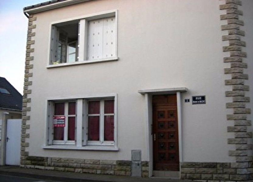 Appartement à louer 54.01m2 à Thilouze
