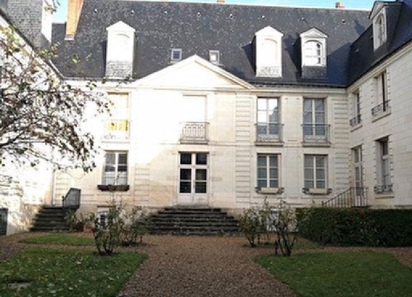 Appartement à louer 71.74m2 à Tours