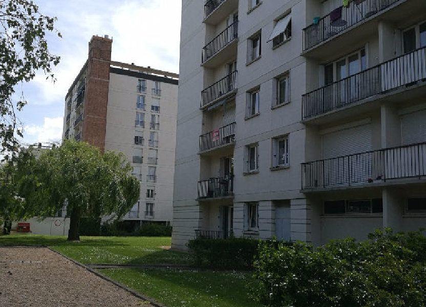 Appartement à louer 79.09m2 à Tours