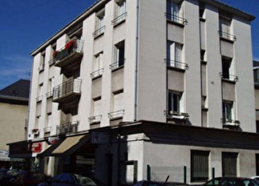 Appartement à louer 43.72m2 à Tours