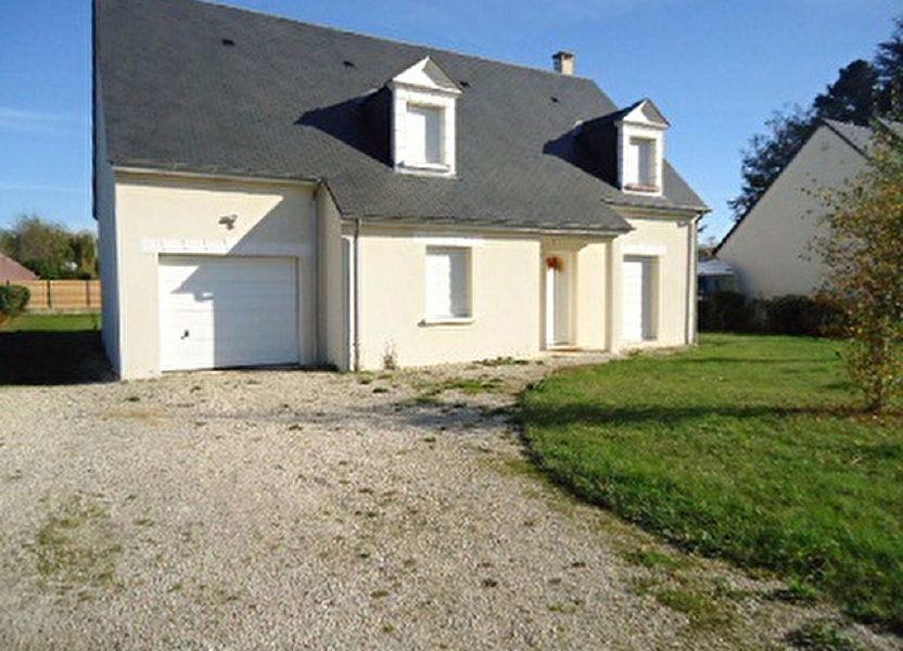 Maison à louer 137.31m2 à Saint-Cyr-sur-Loire