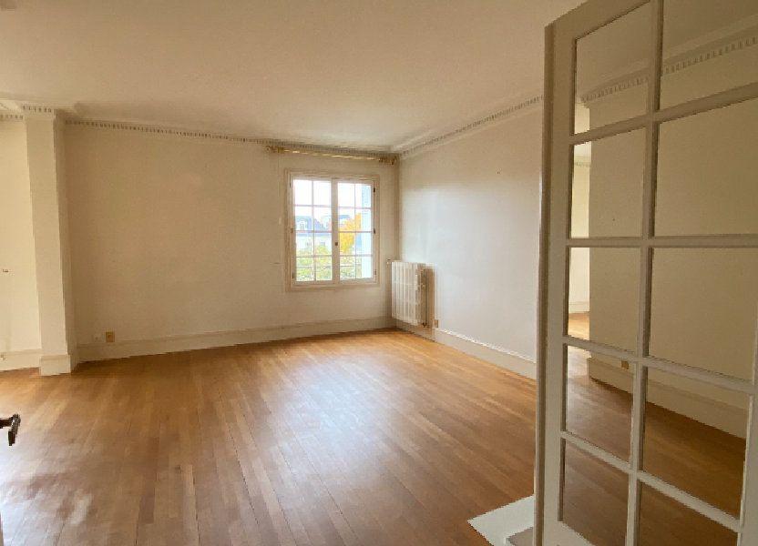 Appartement à louer 92.35m2 à Tours