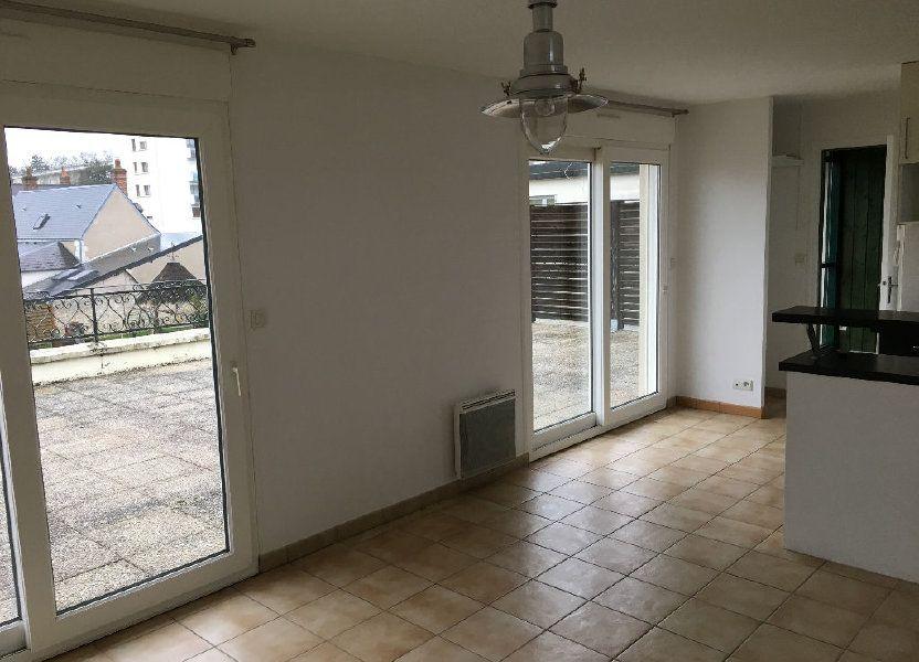 Appartement à louer 52.45m2 à Saint-Cyr-sur-Loire