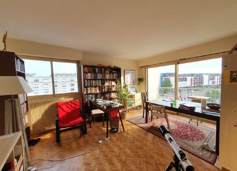 Appartement à louer 83.74m2 à Tours