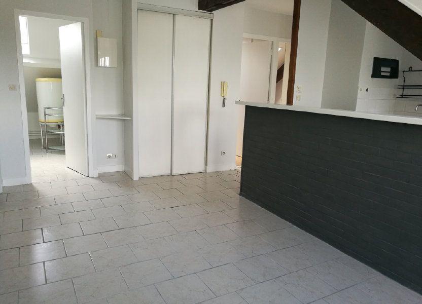Appartement à louer 37m2 à Tours