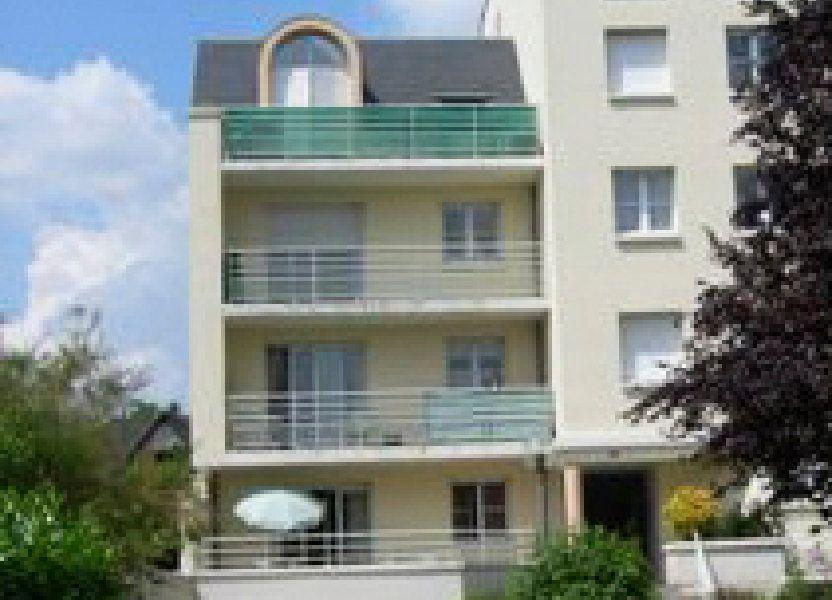Appartement à louer 29.01m2 à Saint-Cyr-sur-Loire