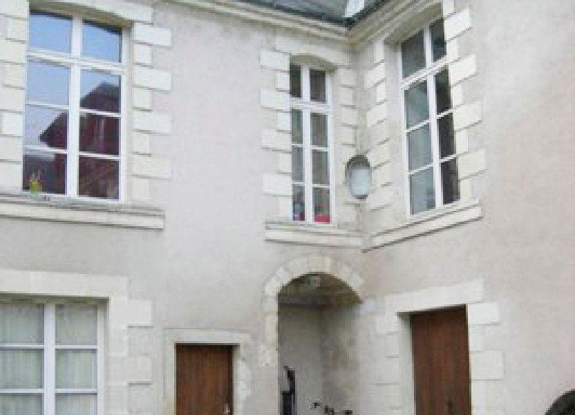 Appartement à louer 41.69m2 à Tours