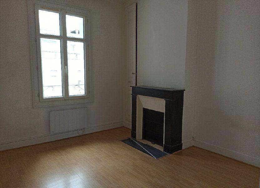 Appartement à louer 30.59m2 à Tours