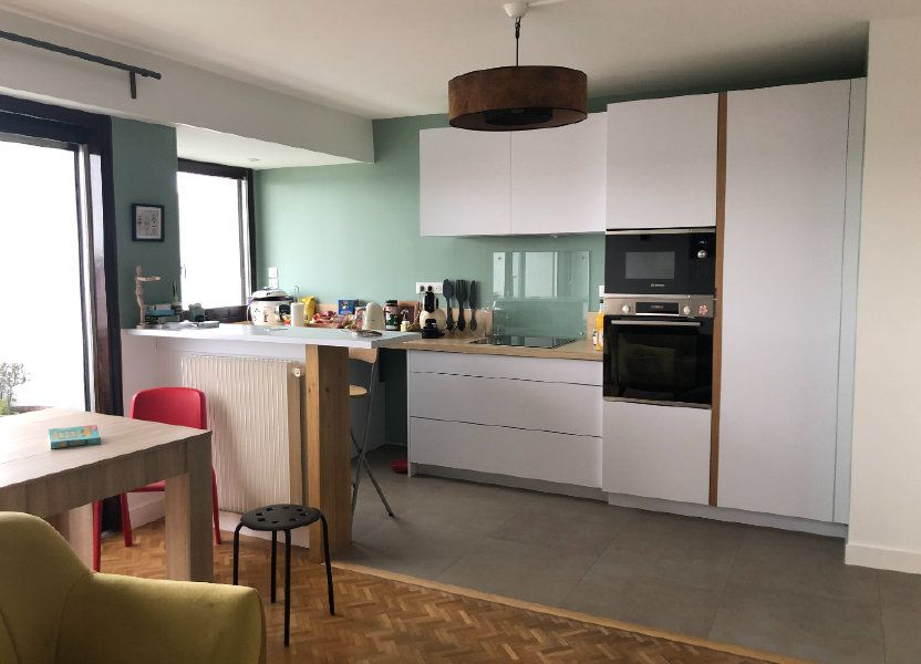 Appartement à louer 75.27m2 à Tours