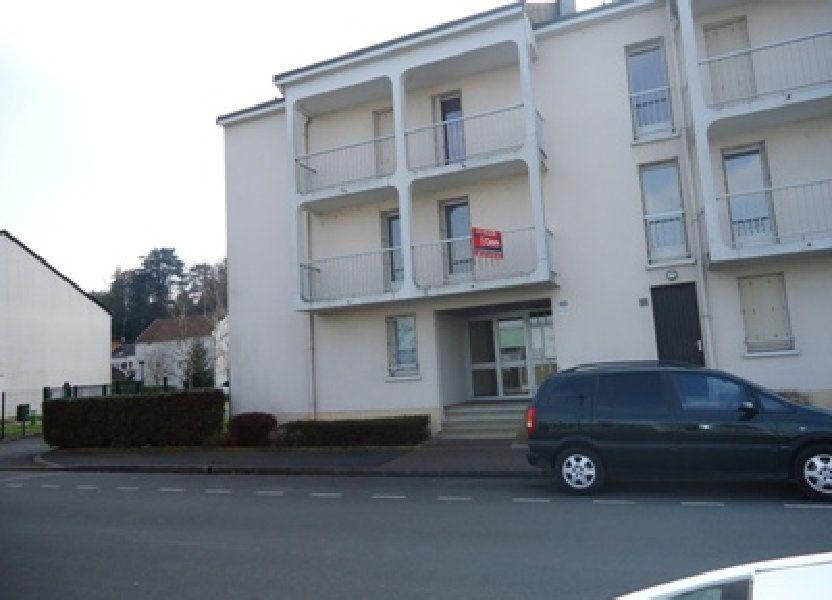 Appartement à louer 90.34m2 à Saint-Avertin