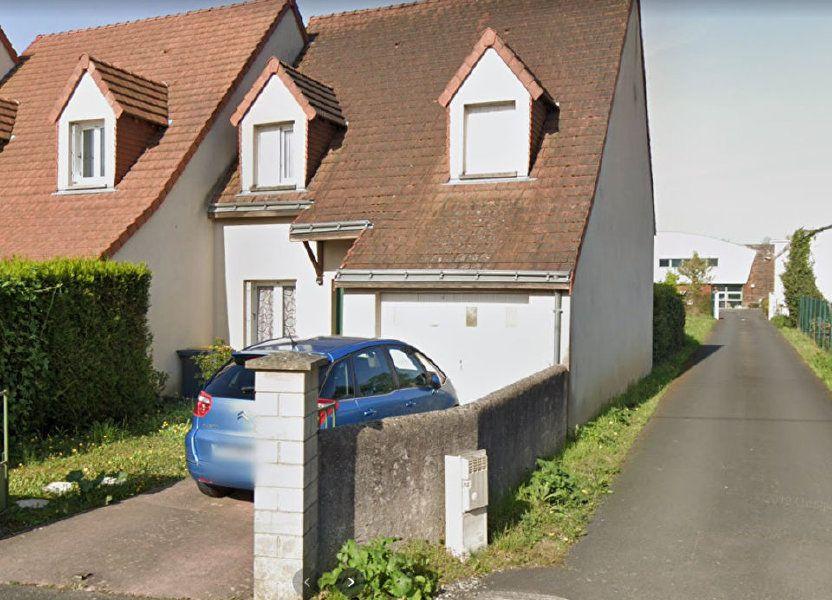 Maison à louer 92.56m2 à Tours