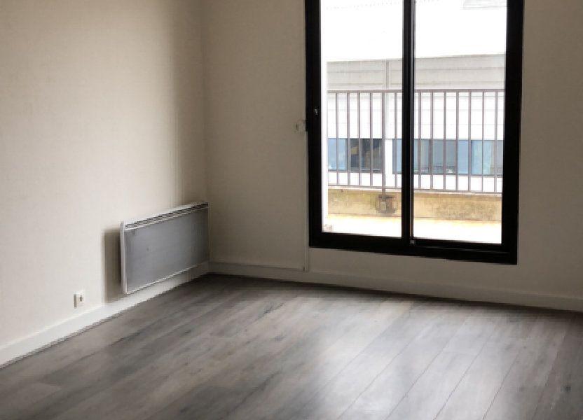 Appartement à louer 25.54m2 à Tours