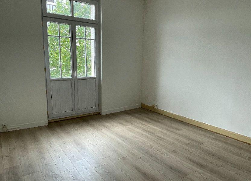 Appartement à louer 47m2 à Tours
