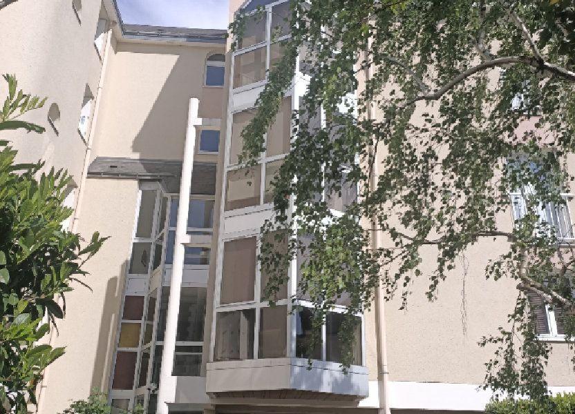 Appartement à louer 72m2 à Tours