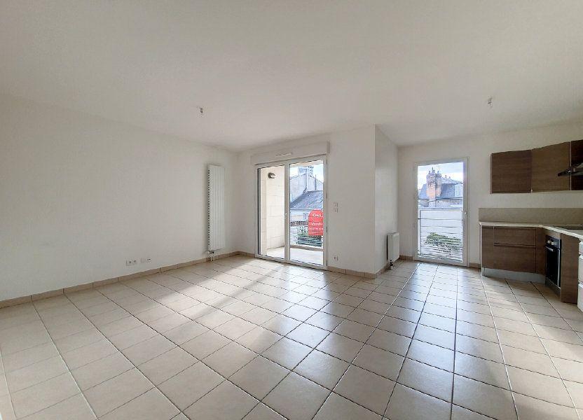 Appartement à vendre 81.52m2 à Saint-Cyr-sur-Loire