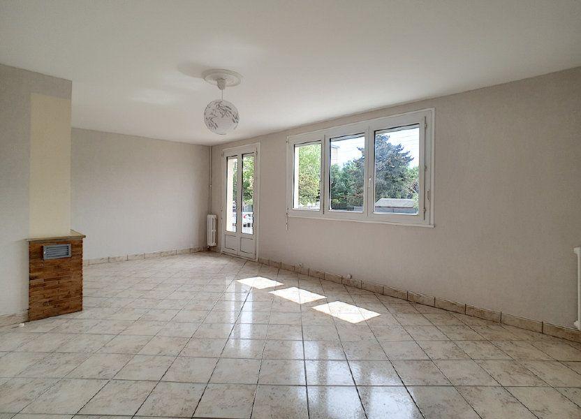 Appartement à louer 68.6m2 à Joué-lès-Tours