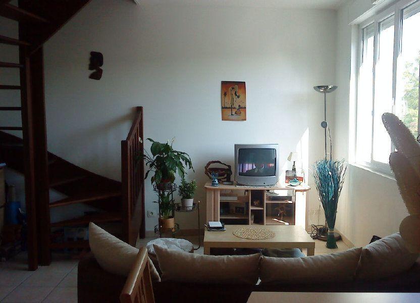 Appartement à louer 50m2 à Tours