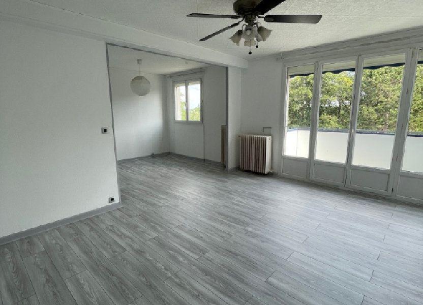 Appartement à louer 70m2 à Tours