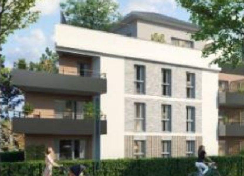 Appartement à louer 40.67m2 à Tours