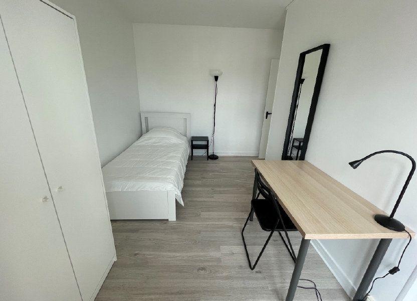 Appartement à louer 10.9m2 à Tours