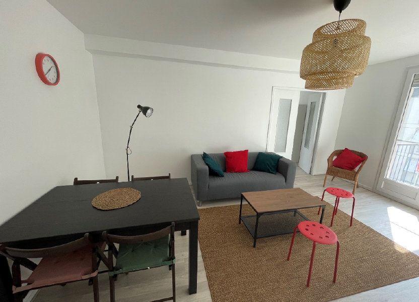 Appartement à louer 9.55m2 à Tours