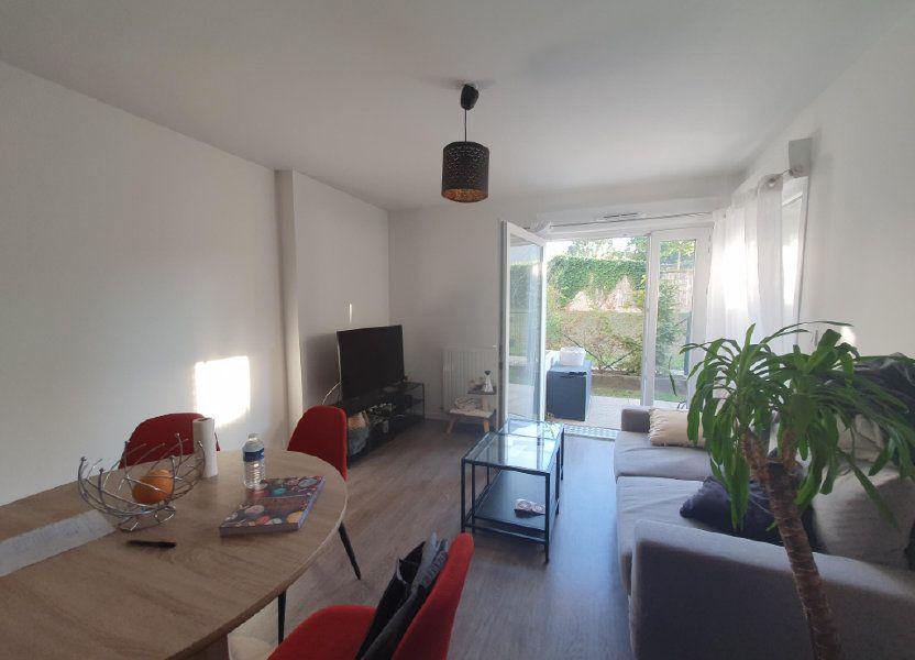 Appartement à louer 40.66m2 à Tours