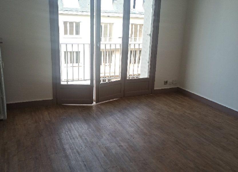 Appartement à louer 28.68m2 à Tours