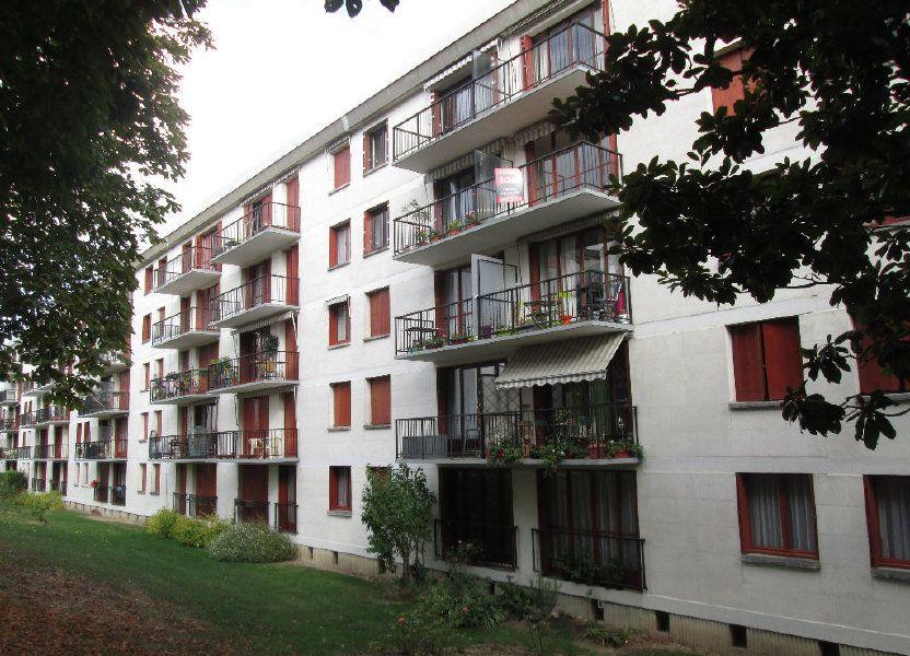 Appartement à louer 59.39m2 à Joué-lès-Tours