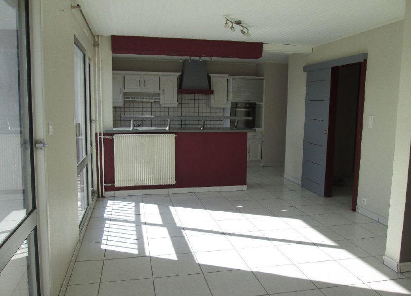 Appartement à louer 58.57m2 à Joué-lès-Tours