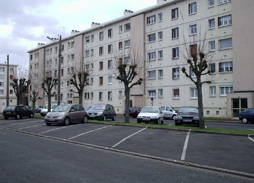 Appartement à louer 57.62m2 à Joué-lès-Tours