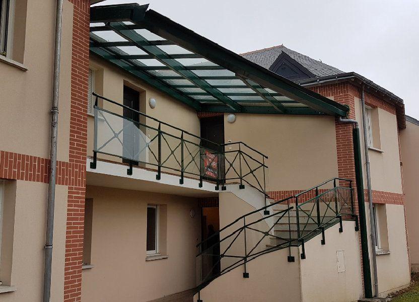 Appartement à vendre 87.4m2 à Ballan-Miré