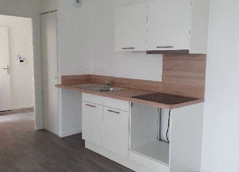 Appartement à louer 59.31m2 à Joué-lès-Tours