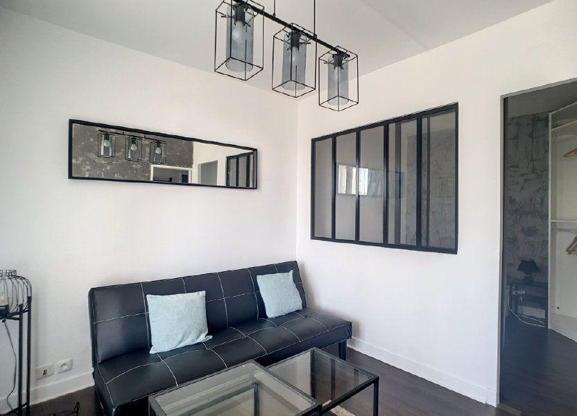 Appartement à louer 35.55m2 à Joué-lès-Tours