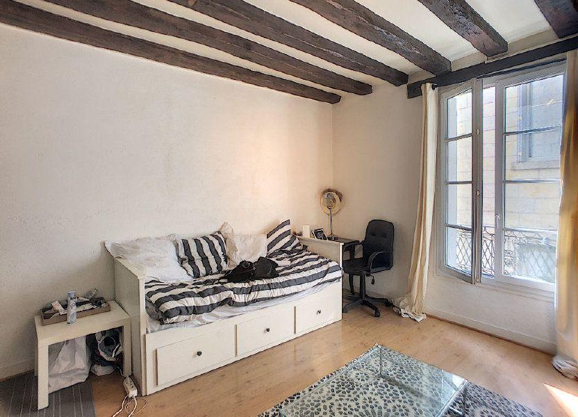 Appartement à louer 21.96m2 à Tours