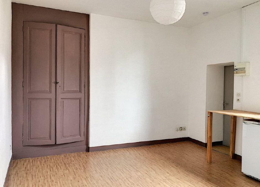 Appartement à louer 27.83m2 à Tours