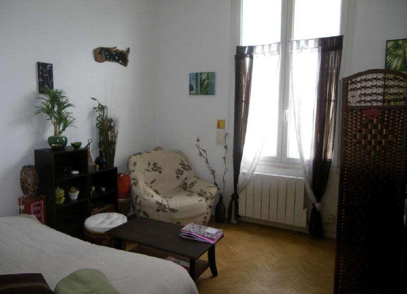 Appartement à louer 27.24m2 à Tours