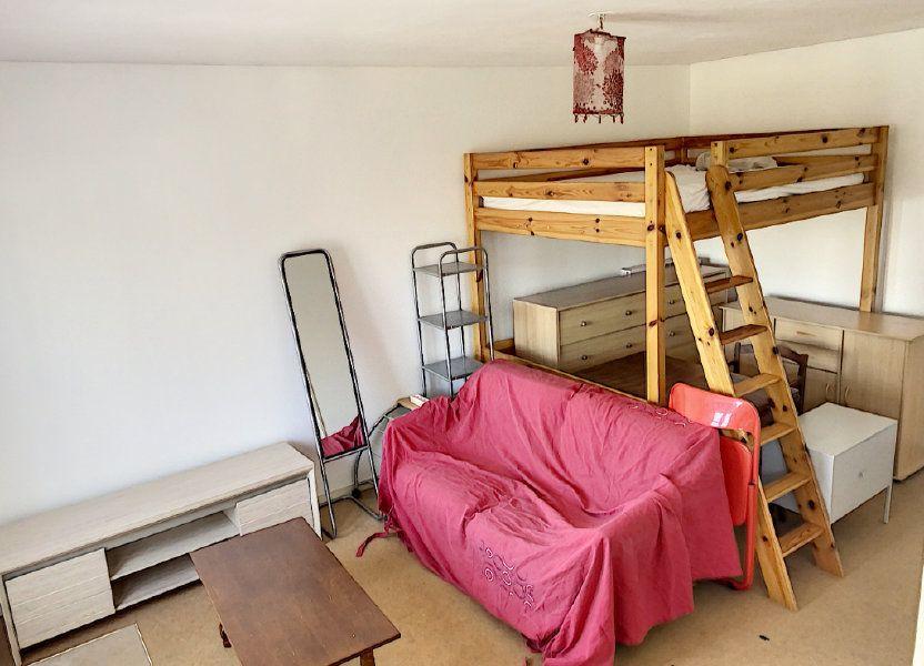 Appartement à louer 24.98m2 à Tours