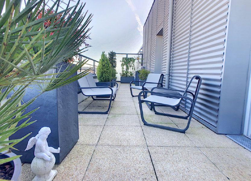 Appartement à vendre 92.42m2 à Tours
