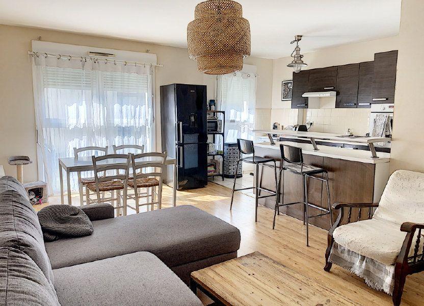 Appartement à vendre 64.17m2 à Tours