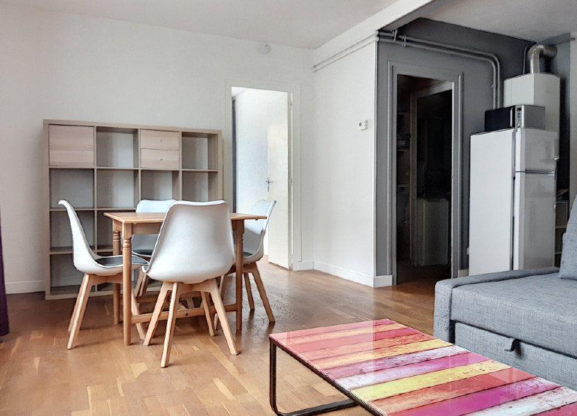 Appartement à louer 42.3m2 à Tours