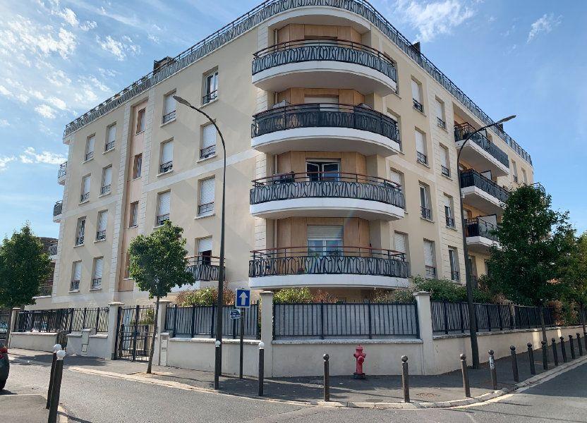 Appartement à vendre 59.62m2 à Argenteuil