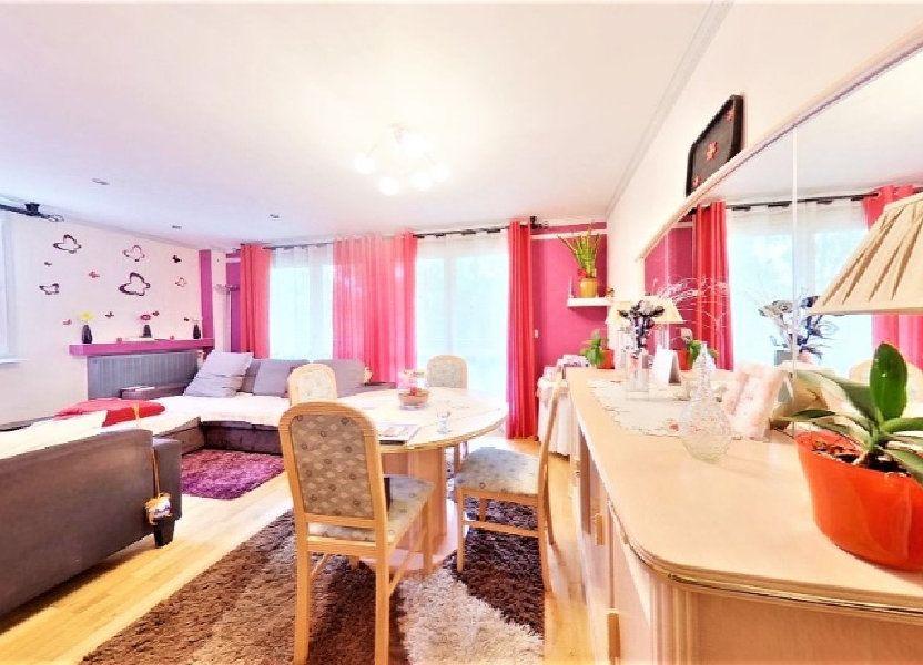 Appartement à vendre 79m2 à Sannois
