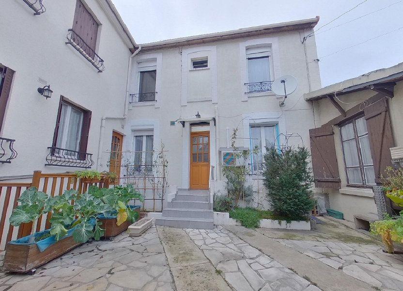Maison à vendre 70.72m2 à Argenteuil