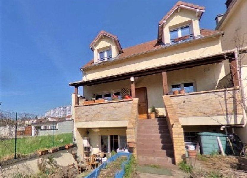 Maison à vendre 132m2 à Argenteuil