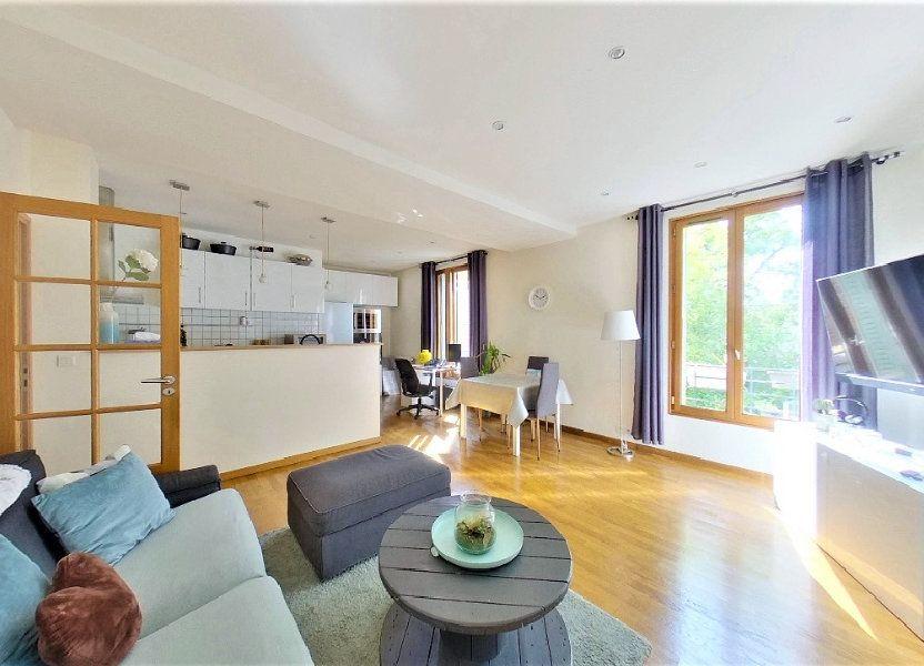 Appartement à vendre 50.08m2 à Argenteuil