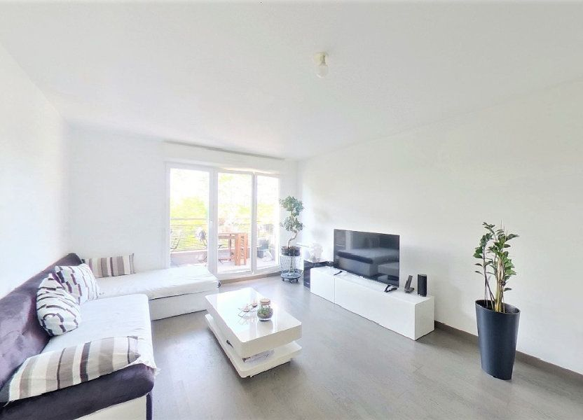 Appartement à vendre 78.55m2 à Argenteuil