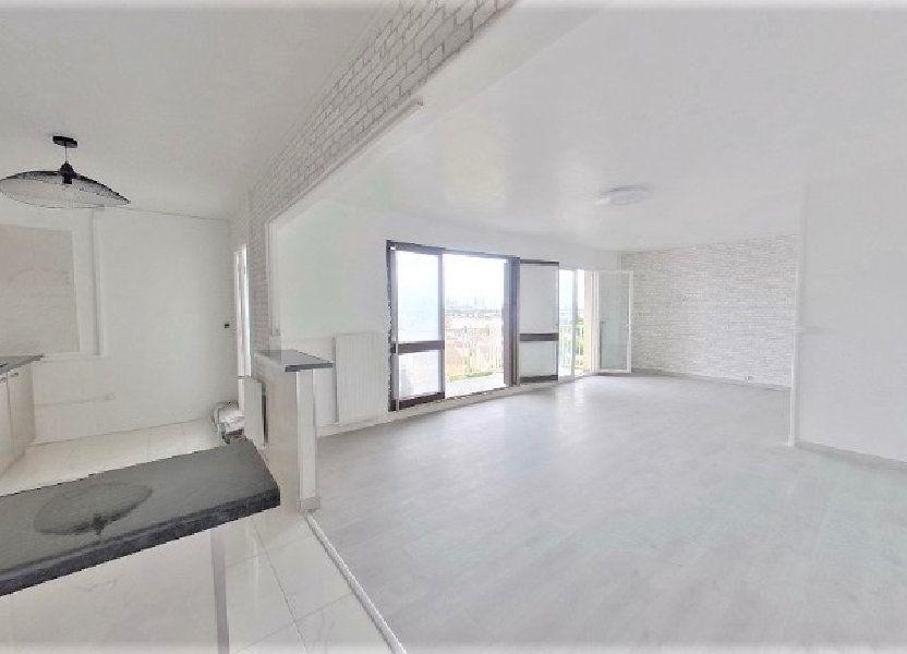 Appartement à vendre 92.63m2 à Argenteuil