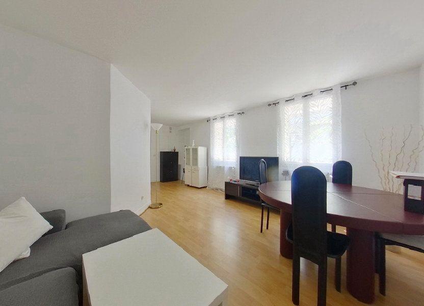 Appartement à vendre 64.29m2 à Argenteuil